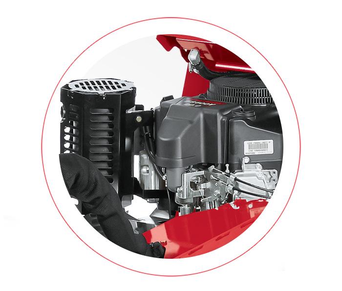 Dwucylindrowy silnik Kawasaki